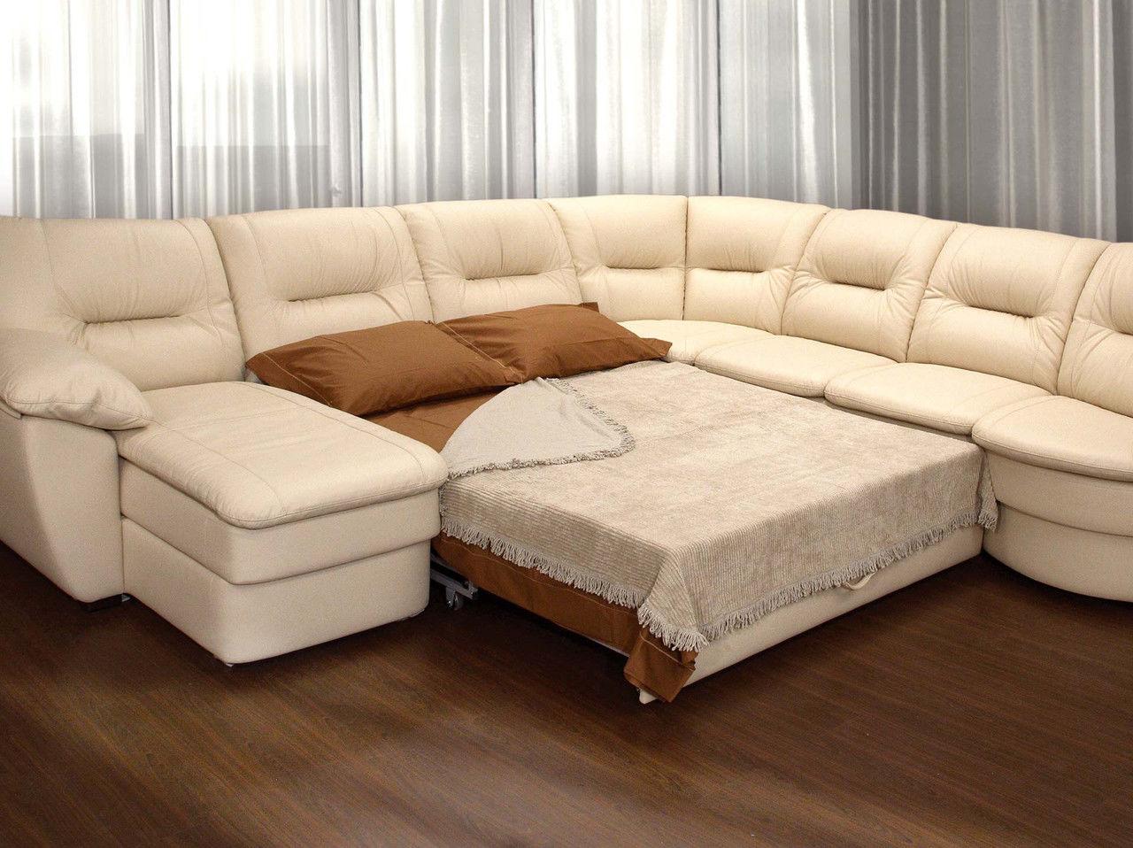 Мягкую мебель угловую